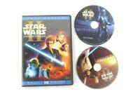 Star Wars Episode II Attack of the Clones DVD Full Screen 2 DVD Set