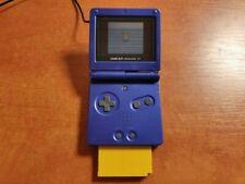 Nintendo Gameboy Advance SP Handheld Spielkonsole - Blau