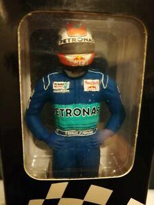 Minichamps 1 18 Johnny Herbert driver figure 1998 Petronas