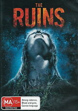 The Ruins - Horror / Thriller / Gore - Jonathan Tucker, Jena Malone - NEW DVD