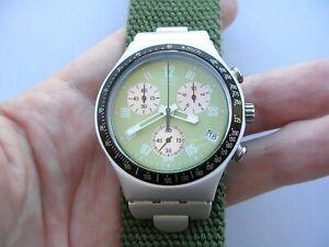 Swatch Irony - Chronograph - Aluminium - BRAVELY