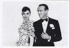 Tarjeta de arte/Postcard Art-Audrey Hepburn