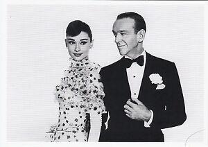 Kunstkarte / Postcard Art - Audrey Hepburn
