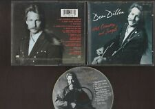 Dean Dillon – Hot, Country, And Single - 1991 country CD