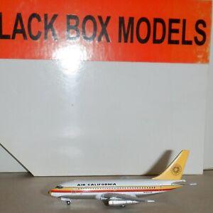 Black Box - Gemini Jets 1:400   Air California Airlines   737    #N464GB