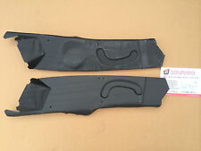 Ford Fiesta MK2 Pair of Inner Front Wing Flitch Panels fits 1983-89 inc XR2