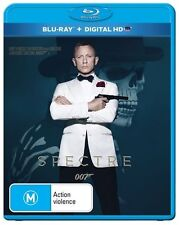 Spectre (Blu-ray, 2016)
