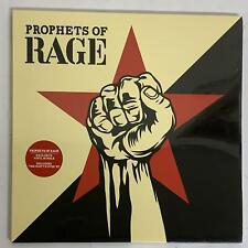 PROPHETS OF RAGE – PROPHETS OF RAGE & THE PARTY'S OVER VINYL LP + EP (SEALED)