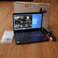 "New Lenovo ThinkPad T14s Laptop i5-10310U 16GB 14"" FHD 1920x1080 256GB SSD WRTY"