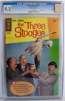 The Three Stooges No. 37 CGC 9.2 Random House Archives File Copy 1967 Gold Key