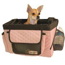 Snoozer Buddy Pet Dog Bicycle Basket - Pink