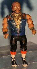 "1983 A-Team Mr. T as B.A. Baracus 6"" Action Figure - Cannell Prod soft head"