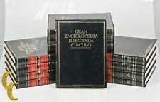"""Spanish Encyclopedia """"Gran Enciclopedia Illustrada Circulo"""" Circulo de Lectores"""