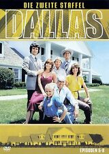 DALLAS - DIE ZWEITE STAFFEL  - EPISODEN 5-8 / DVD