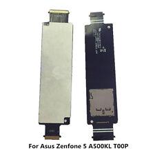 FLAT FLEX dock ingresso slot LETTORE SCHEDA SIM CARD Asus ZenFone 5 A500KL T00P