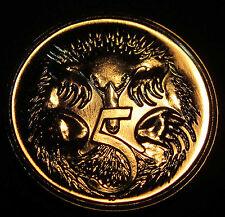 1991 Australia 5c Five Cents ** FROM MINT SET ** #SM91-05 =GEM UNC=