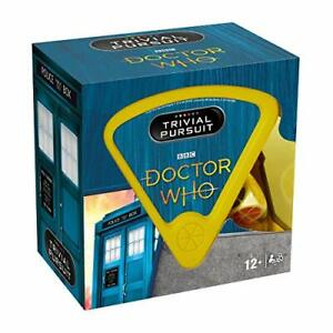Doctor Who Trivial Pursuit Bitesize Game (New)