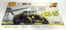 AER 1/72 Scale 7203 BZ-35 Fuel Truck Refueller Model Plastic Model Military Kit