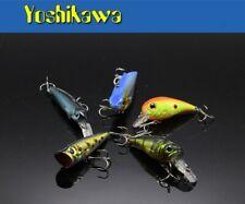 Yoshikawa Hard Bait Fishing Lure  5 Pack(B001)