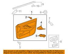 TOYOTA OEM 07-09 Camry Front Door-Interior Trim Panel Left 6762006431B3