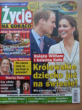 ŻnG 30/2013 KATE MIDDLETON,Tina Turner,Mick Jagger,Uma Thurman,Burt Reynolds
