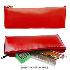 Lenticular Color-Changing Futuristic Red to White Pencil Case #Sobre-R306#