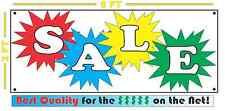 Full Color SALE Banner Sign for Vintage Retro Look for Resale Shop Antique Store
