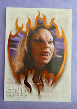 Buffy The Story Continues -  SE2 - Drusilla - Sunnydale Evil chase Card by Ikon