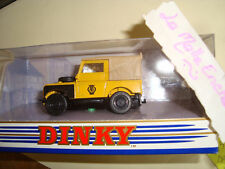 1/43 Dinky Dy9-b 1949 Land Rover gelb 35009
