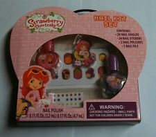 Strawberry Shortcake Nail Kit Set *NIP* Ages 4+
