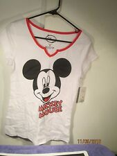 Girl's/Junior's Mickey mouse T-Shirt