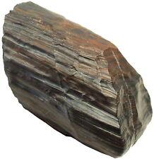 Banded Iron- Magnetite Hematite & Jasper Mineral Specimen - 743 Grams - BIF046