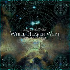 WHILE HEAVEN WEPT - SUSPENDED AT APHELION  CD NEU