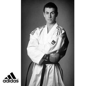 adidas Karate Kumite Master Gi with Stripes