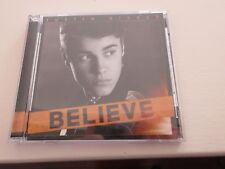 Justin Bieber, Believe , CD