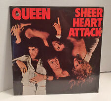 Queen Sheer Heart Attack LP - SEALED - Punch hole - 1974 - 7E-1026