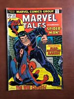 Marvel Tales #54 (1974) 6.5 FN Key Issue Bronze Age Comic Book Spider-Man