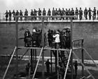 New Photo: Adjust Ropes for Hanging Execution of Lincoln Conspirators - 6 Sizes!