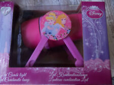 DISNEY PRINCESS LED KOMBINATIONSLAMPE TASCHENLAMPE ROSA PINK 3-1