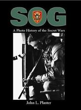 SOG Photo History of the Secret Wars by John L. Plaster Hardcover 2000 Military