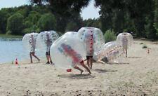 8 x Bubble Soccer, Body Soccer, Bumper Balls mieten inkl. Anlieferung in Hamburg