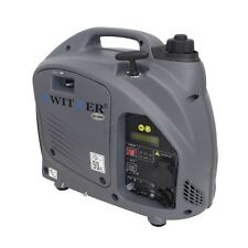 Switzer Petrol Inverter Generator | 1000W 230V Ideal For Caravans - SZ-1000I