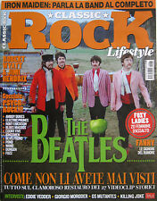 CLASSICROCK 36 2015 Beatles Iron Maiden Brian May Fanny Soft Machine Bevis Frond