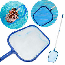 Pool Leaf Skimmer Rake Net Hot Tub Swimming Spa Cleaning Leaves Mesh Tool