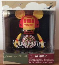 Disney Vinylmation - California Adventure Red Car Trolley