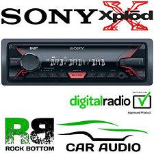 Sony DSX-A300DAB Car Stereo MP3 DAB DAB+ Digital Radio USB iPod iPhone Player