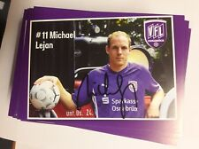Signierte AK Michael Lejan VfL Osnabrück  NEU