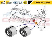 FOR BMW 3 E36 E46 REAR TRAILING SUSPENSION ARM FRONT BUSH BUSHES HEAVY DUTY