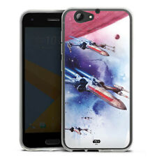 HTC One A9 s Silikon Hülle Case HandyHülle - X-Wing