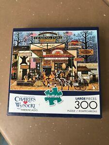 Charles Wysocki Timberline Jack's 300 Piece Puzzle